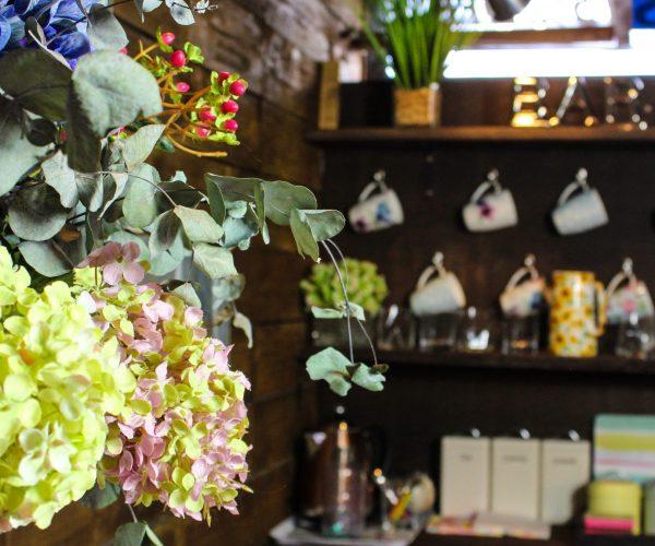 Flowers+bar